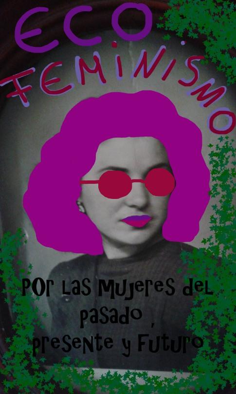 ecofeminismo ilustración